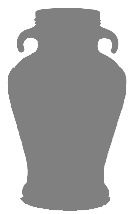 VASO ANFORA 580